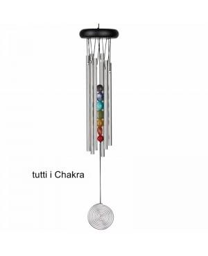 Campana a vento Chakra