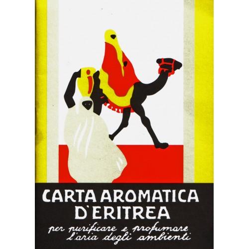 Carta aromatica d'Eritrea - 24 listelli