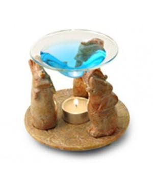 Diffusore in pietra live - Modello elefante