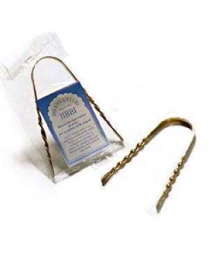 Jibbi - nettalingua in rame placcato argento