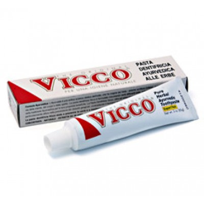 Vicco Dentifricio in Pasta