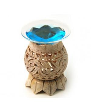 Diffusore in pietra live - Modello lotus