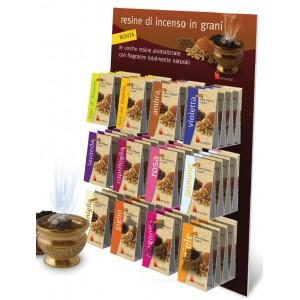 Resine d'incenso aromatiche